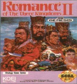 Romance Of The Three Kingdoms II