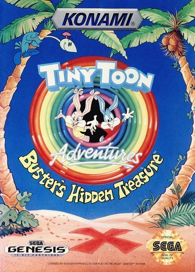 tiny toon adventures sega game download free
