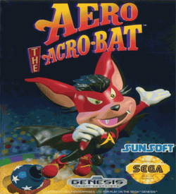 Aero The Acro-Bat [b1]