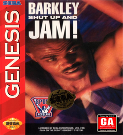 Barkley Shut Up And Jam! (JUE)
