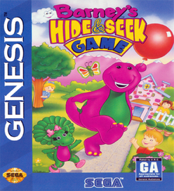 Barney's Hide And Seek