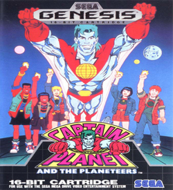 Captain Planet And The Planeteers (Dec 1992)