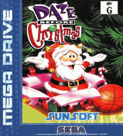 Daze Before Christmas, The