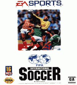 FIFA International Soccer (EUJ)