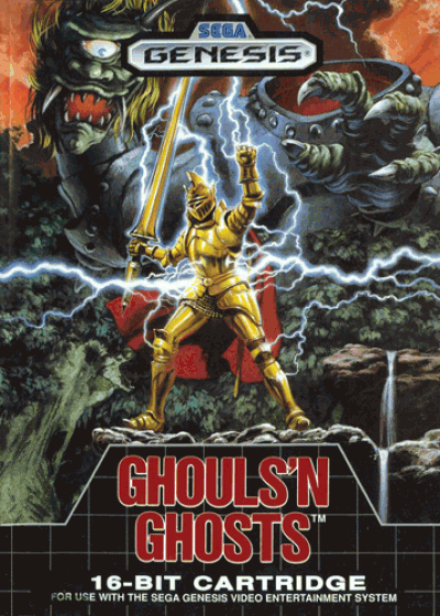 Ghouls'n ghosts télécharger.