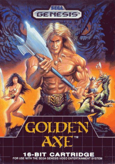 Golden Axe (JU) (REV 00)