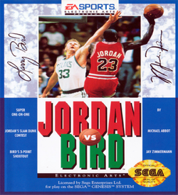 Jordan Vs Bird - Super One-on-One (REV 01)
