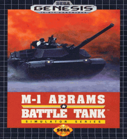 M1 Abrams Battle Tank (JUE) (REV 01)