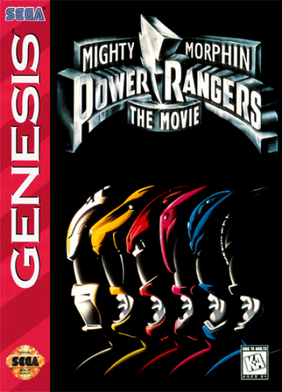 Mighty Morphin Power Rangers - The Movie (4)