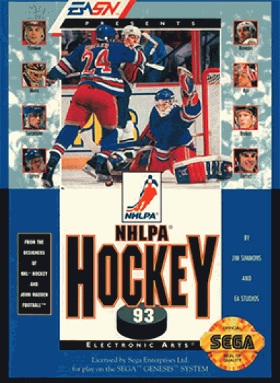 NHL Hockey 92 [h1C]