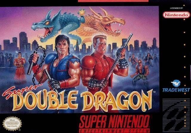 Double Dragon, Return Of