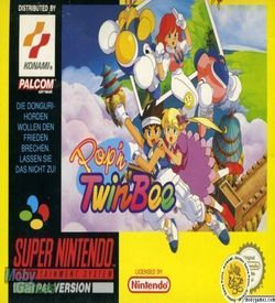 Pop 'N' Twinbee Sample