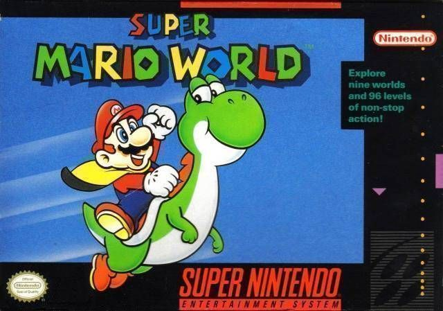 Super Mario World (V1.0)