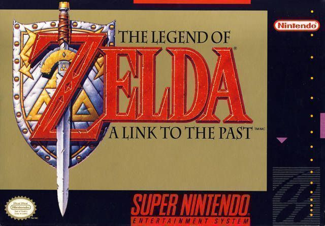 Legend Of Zelda, The – A Link To The Past (USA) Super Nintendo – Download ROM