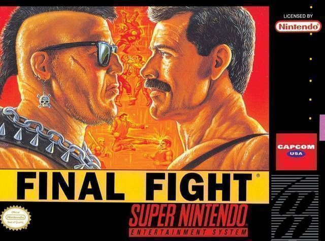 Final fight snes loveroms