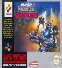 Super Probotector - The Alien Rebels