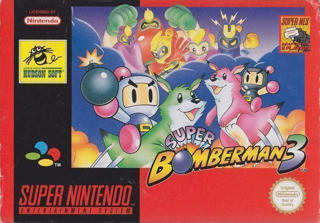 Super Bomberman 3 Super Nintendo Snes Rom Download