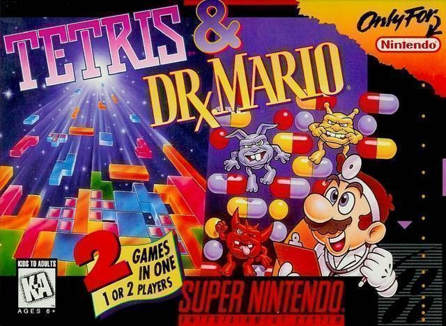 Tetris And Dr. Mario