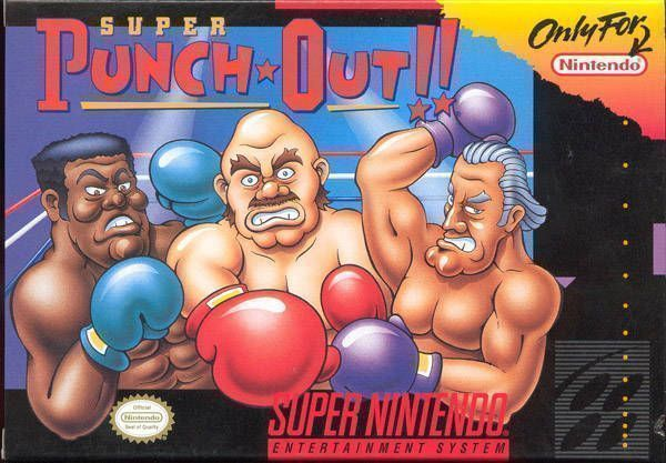 Super Punch-Out!! (USA) Super Nintendo – Download ROM