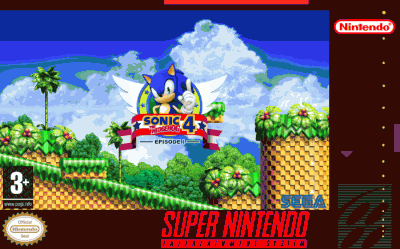 Sonic The Hedgehog (Unl)