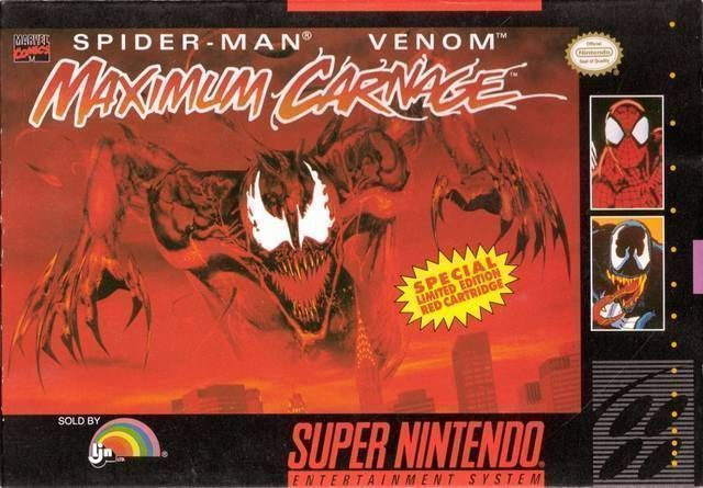 Spider-Man - Maximum Carnage [b1]