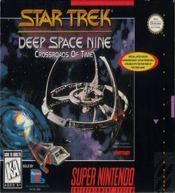 Star Trek - Deep Space Nine - Crossroads Of Time
