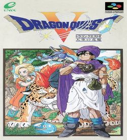 Dragon Quest 5