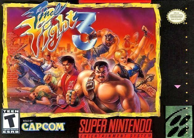 Final Fight ROM Download for Super Nintendo (SNES) - Rom ...