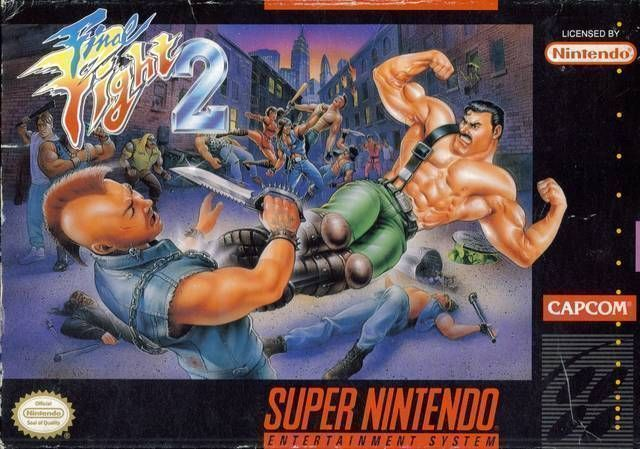 Final Fight 2 Super Nintendo Snes Rom Download