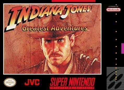 Indiana Jones - Trilogy