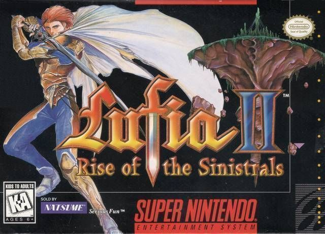 Lufia II - Rise Of The Sinistrals