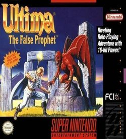 Ultima VI - The False Prophet