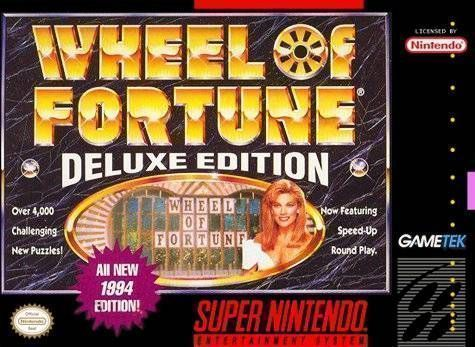 Wheel Of Fortune - Deluxe Edition