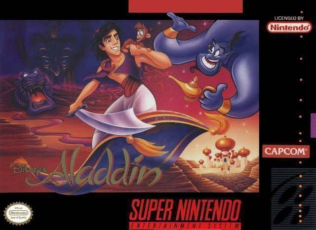 aladdin snes game free download for android