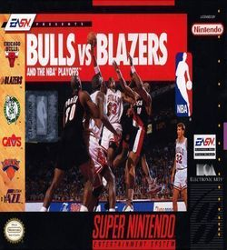 Bulls Vs Blazers And The NBA Playoffs (V1.1)