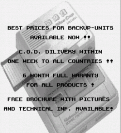 Copier - Backup Ad. (PD)