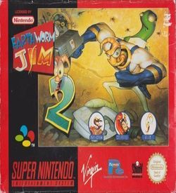 Earthworm Jim 2 (Beta)