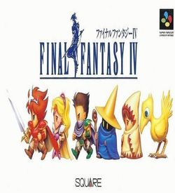Final Fantasy IV - Easy
