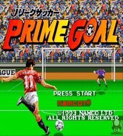 J-League Soccer Prime Goal 3