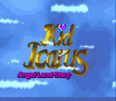 Kid Icarus Angel Land Story (PD)