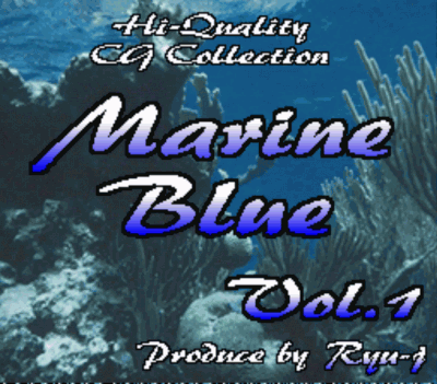 Marine Blue Vol.1 (PD)