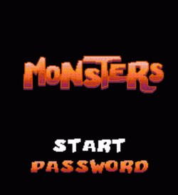 Monsters (Beta)