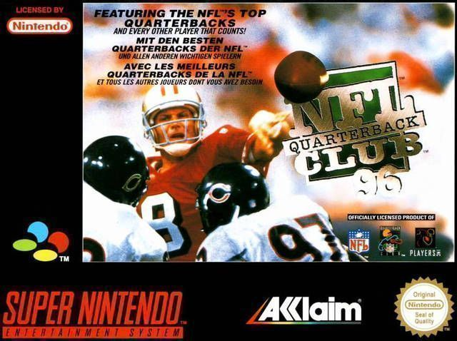 NFL Quarterback Club '96 (Beta)