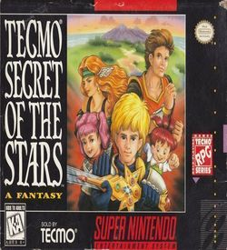Secret Of The Stars (Beta)