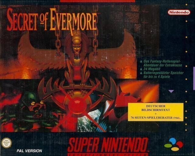 Secrets Of Evermore