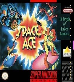 Space Ace (Beta)