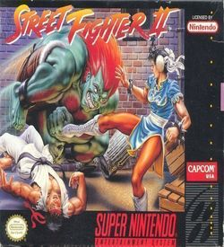 Street Fighter II Dragon Edition Japan (Hack)