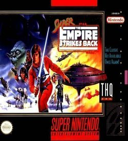 Super Star Wars - Empire Strikes Back (Beta)