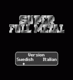 Super Full Metal (SW) (Beta)