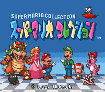 Super Mario Collection (V1.0)